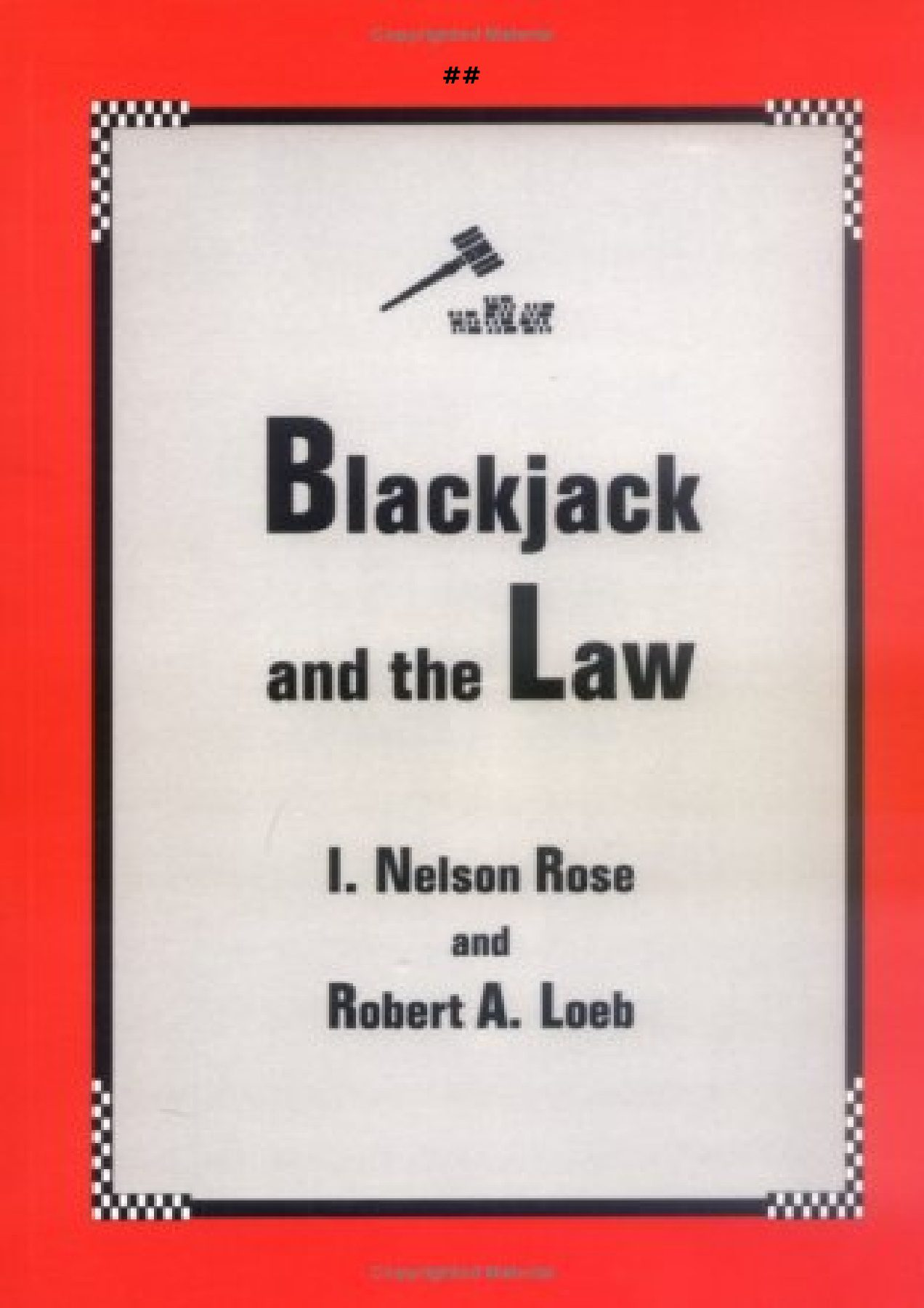 black jack and the law